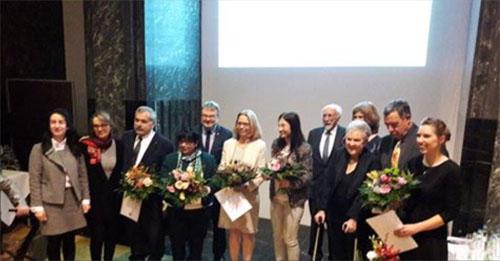 """4. Integrationspreis für das Projekt """"Grenzenlos"""""""